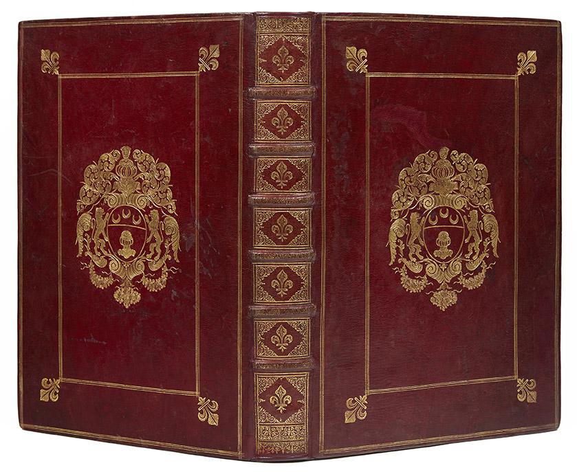 Couverture manuscrit