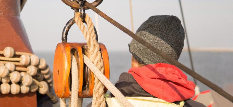 L'etablissement national des invalides de la marine et l'assistance aux gens de mer