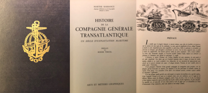 HistoireFrenchLine1855-1955